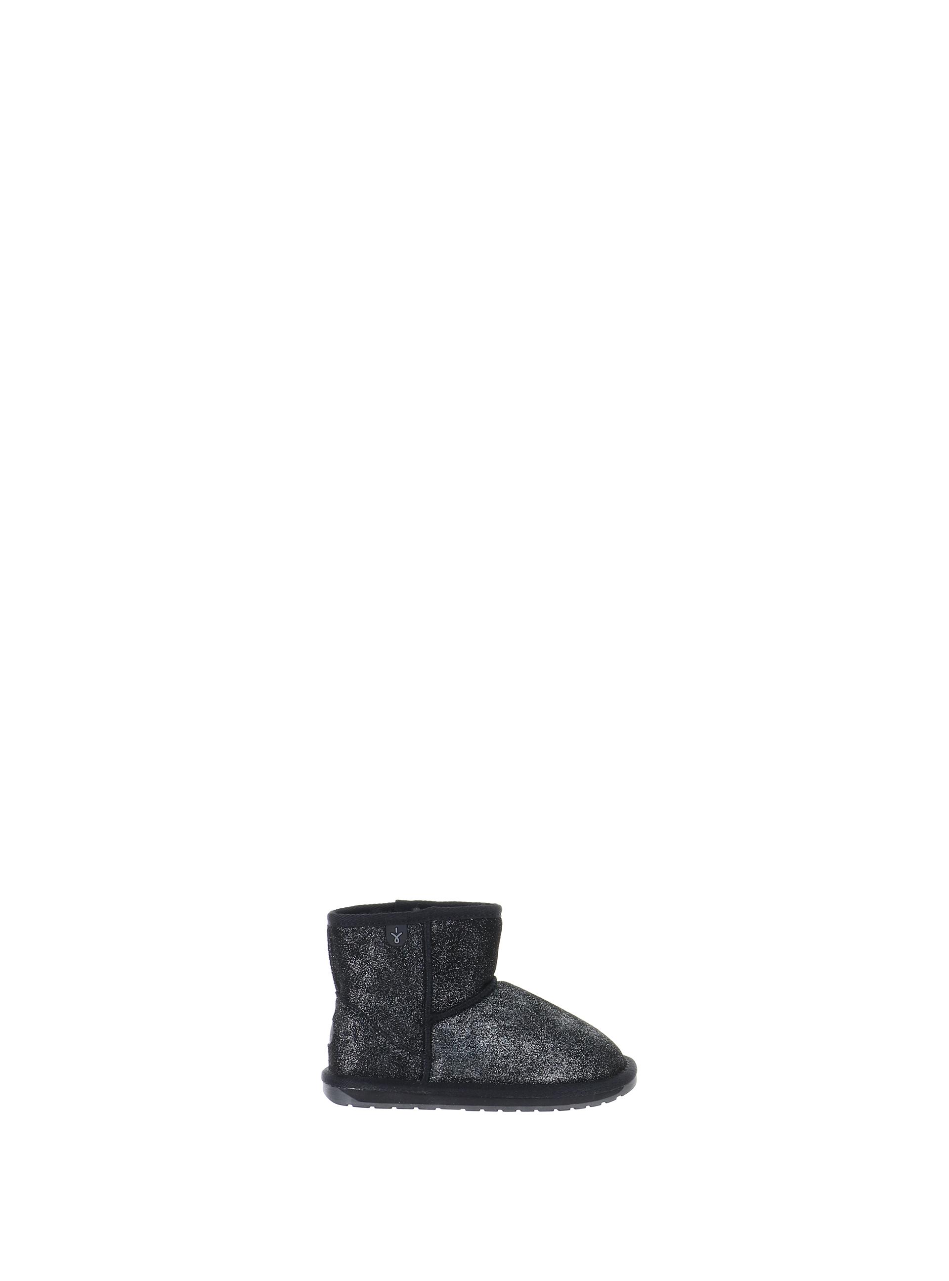 Emu wallaby mini -10% scarpe bambino nero  2367b839a49