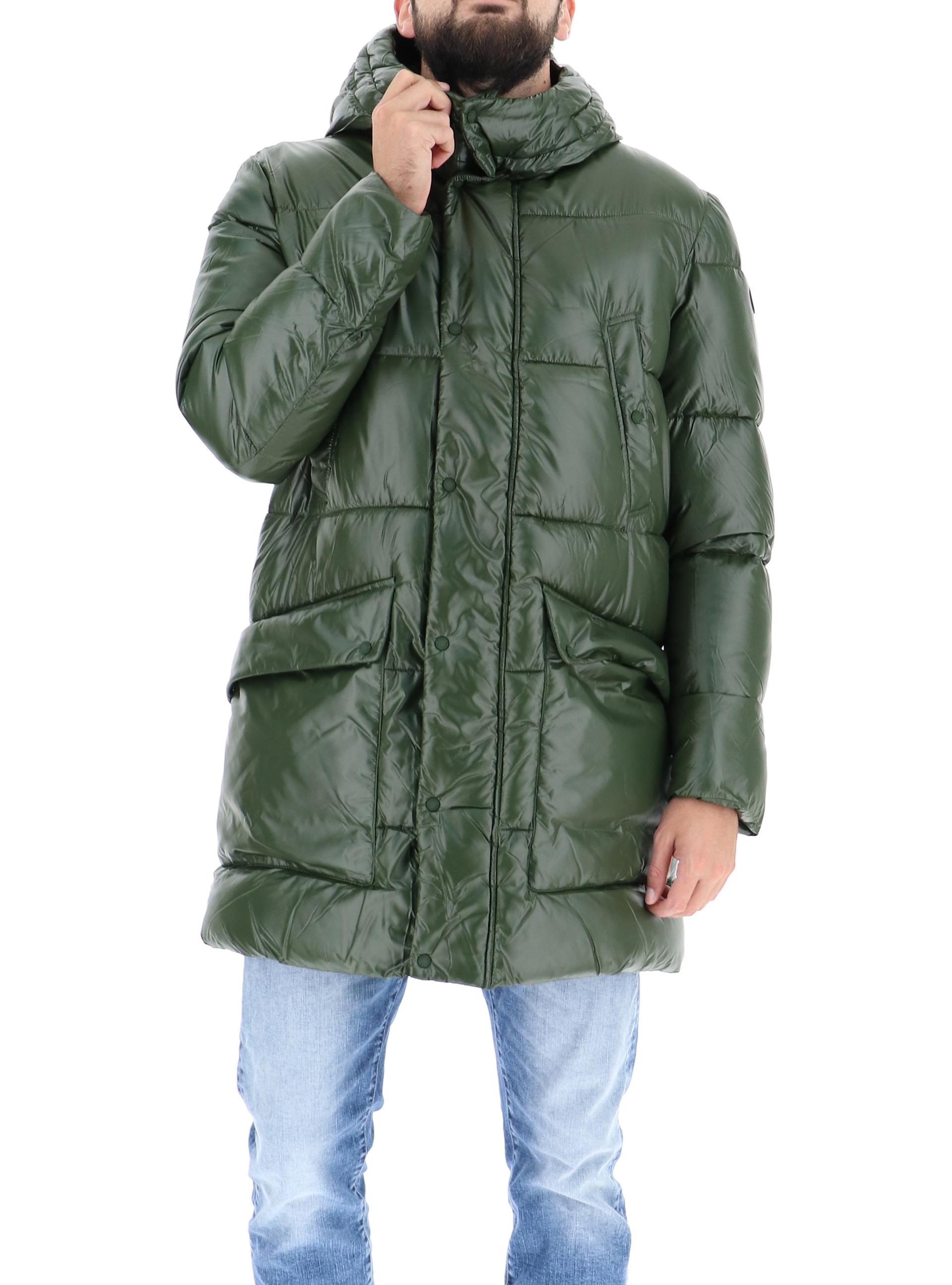 giacche e The Duck Save d4469m Ramonda Sorelle uomo giubbini verde  RvwXIxFIqd 8574515f9d6