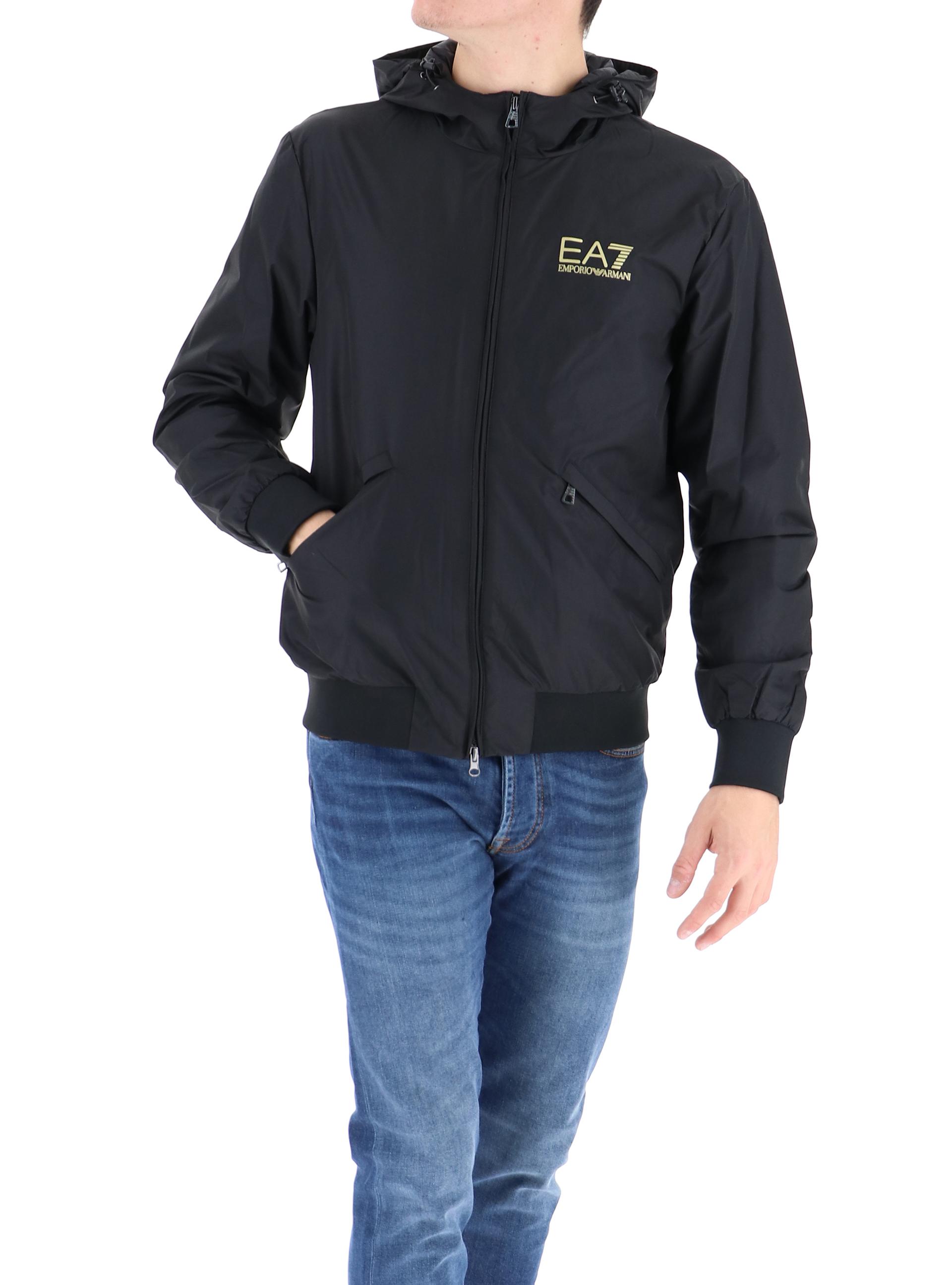 Emporio e giacche giubbini 20 6zpb35 nero Armani Ea7 uomo 7dqwPP 06aec717d52c
